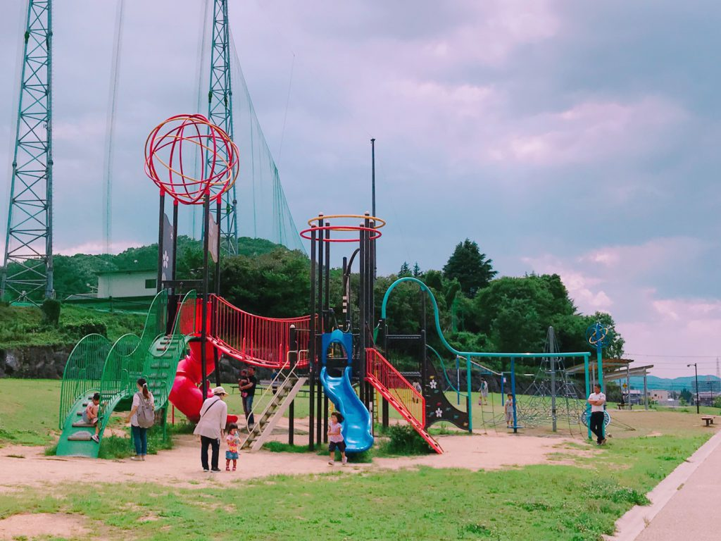 太子町総合運動公園 遊具はこちら
